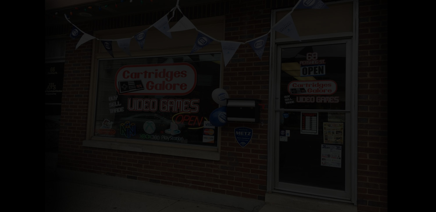 cartridges-galore-video-games-frederick- - Yahoo Local ...